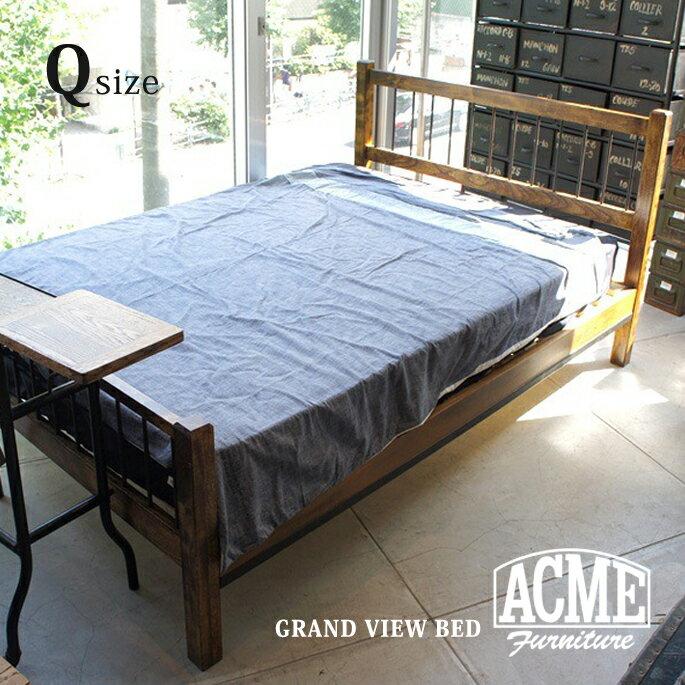 アクメファニチャー ACME Furniture GRAND VIEW BED (グランドビュー ベッド) QUEEN(クイーンサイズ)