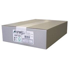 エーワン A-one パソコンプリンタ&ワープロラベル 日立&リコータイプ 汎用タイプR ホワイト 28730 [A4 /500シート /14面 /マット][宛名シール]