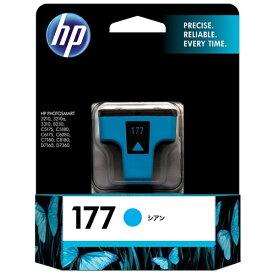 HP ヒューレット・パッカード C8771HJ 純正プリンターインク 177 シアン[C8771HJ]