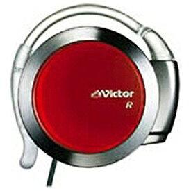 JVC ジェイブイシー 耳かけ型 HP-AL202-MR メタリック&レッド [φ3.5mm ミニプラグ][HPAL202MR]