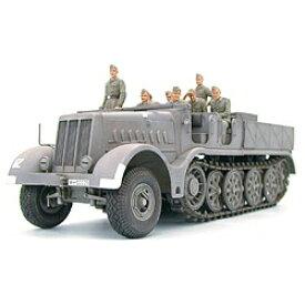 タミヤ TAMIYA 1/35 ミリタリーミニチュアシリーズ No.239 ドイツ 18トン重ハーフトラック・FAMO(ファモ)