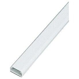 エレコム ELECOM フラットモール テープ付 (長さ1m×幅26.0mm・ホワイト) LD-GAF3/WH[ LDGAF3 ]