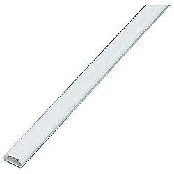 エレコム フラットモール テープ付 (長さ1m×幅17.0mm・ホワイト) LD-GAF1/WH[LDGAF1]