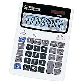 シチズンシステムズ CITIZEN SYSTEMS スタンダード電卓 (12桁) DM6005Q[DM6005Q]