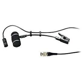 オーディオテクニカ audio-technica 3000シリーズ バックエレクトレットコンデンサー インスツルメントマイクロホン PRO35XcW