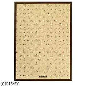 テンヨー 【木製2000ピース用】ディズニー専用パネル (ブラウン)