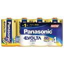 パナソニック Panasonic LR20EJ/4SW LR20EJ/4SW 単1電池 EVOLTA(エボルタ) [4本 /アルカリ][LR20EJ4SW] panasonic