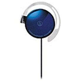 オーディオテクニカ audio-technica 耳かけ型 ATH-EQ300M PL パープル [φ3.5mm ミニプラグ][ATHEQ300MPL]