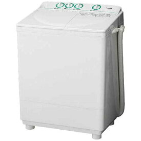 パナソニック Panasonic NA-W40G2-W 2槽式洗濯機 ホワイト [洗濯4.0kg /乾燥機能無 /上開き][洗濯機 4kg NAW40G2]