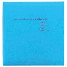 ナカバヤシ Nakabayashi フエルアルバム 白フリー台紙20枚(Lサイズ/ブルー)フォトレンジ 20L-92-B[20L92B]