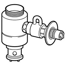 【送料無料】 パナソニック 食器洗い乾燥機用 分岐水栓 CB-SXH7[CBSXH7] panasonic