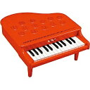 河合楽器 ミニピアノ(赤)