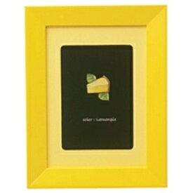 万丈 VANJOH 木製フォトフレーム「SWEETS」(L・2L/レモンパイ) SW-2L[SW2L]