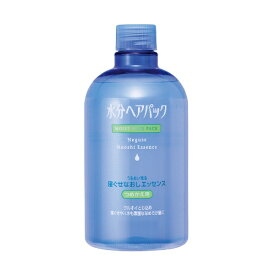 資生堂 shiseido 水分ヘアパック 寝ぐせなおしエッセンス (つめかえ用)(380mL)【rb_pcp】