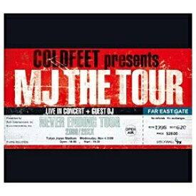 エイベックス・エンタテインメント Avex Entertainment COLDFEET/MJ THE TOUR 【CD】