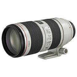 【送料無料】 キヤノン CANON 交換レンズ EF70-200mm F2.8L IS II USM【キヤノンEFマウント】【日本製】[EF70200LIS2]