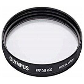 オリンパス OLYMPUS プロテクトフィルター PRF-D58 PRO[PRFD58PRO]