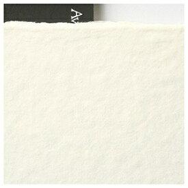 アワガミファクトリー Awagami Factory アワガミインクジェットペーパー びざん-純白-厚口 手漉き紙 (A2サイズ・5シート) IJ-3332[IJ3332]【wtcomo】