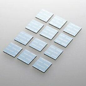 サンワサプライ SANWA SUPPLY ノートパソコン冷却パッド 正方形・12枚入り (ブルー) TK-CLNP12BL[TKCLNP12BL]