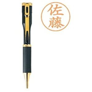 シヤチハタ Shachihata ネームペン キャップレスS (メールオーダー式) 黒 TKS-BUS1(MO)[TKSBUS1MO]