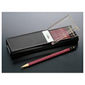 三菱鉛筆 MITSUBISHI PENCIL [鉛筆] ハイユニ (2B) 1ダース HU2B