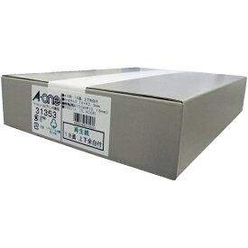 エーワン A-one ラベルシール プリンタ兼用 上下余白付 ホワイト 31353 [A4 /300シート /18面 /マット]【rb_mmme】