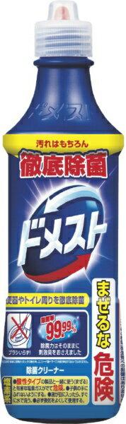 ユニリーバJCM Unilever ドメスト 500ml 〔トイレ用洗剤〕