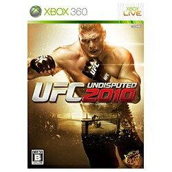 ユークス UFC Undisputed 2010【Xbox360ゲームソフト】