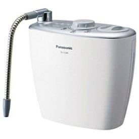 パナソニック Panasonic TK-CS40 据置型浄水器 シルバー[TKCS40S]