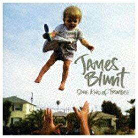 ワーナーミュージックジャパン Warner Music Japan ジェイムス・ブラント/サム・カインド・オブ・トラブル 【CD】