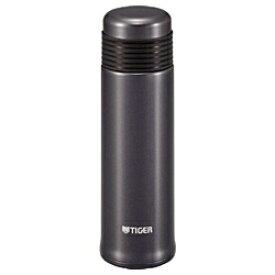 タイガー TIGER ステンレスボトル 400ml SAHARASLIM(サハラスリム) メタリックブラック MSE-A040-KM[MSEA040KM]