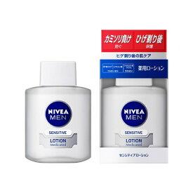 花王 Kao NIVEA(ニベア) フォーメン センシティブローション(100ml)【rb_pcp】