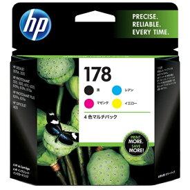 HP エイチピー CR281AA 純正プリンターインク 178 黒・カラーパック[CR281AA]【wtcomo】