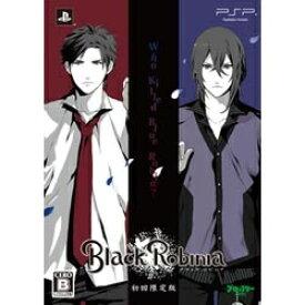 ブロッコリー BROCCOLI Black Robinia(初回限定版)【PSP】