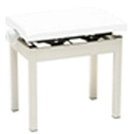 コルグ KORG 電子ピアノ用高低自在イス(ホワイト) PC-300 WH[PC300WH]