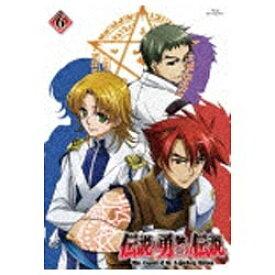 メディアファクトリー 伝説の勇者の伝説 第6巻 【Blu‐ray Disc】