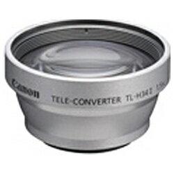 【送料無料】 キヤノン CANON テレコンバーターTL-H34II [生産完了品 在庫限り][TLH342]
