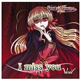 エフプランニング Veil/I miss you(通常盤)【CD】