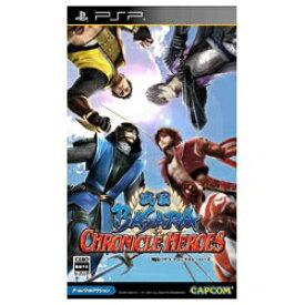 カプコン CAPCOM 戦国BASARAクロニクルヒーローズ【PSPゲームソフト】[生産完了品]