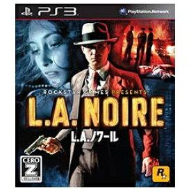 テイクツー・インタラクティブ L.A.ノワール【PS3ゲームソフト】