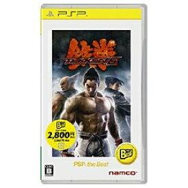 バンダイナムコエンターテインメント BANDAI NAMCO Entertainment 鉄拳6 PSP the Best【PSPゲームソフト】