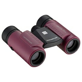 オリンパス OLYMPUS 8倍双眼鏡 「8×21 RC II WP」(マゼンタ)[8X21RCIIWPMGT]