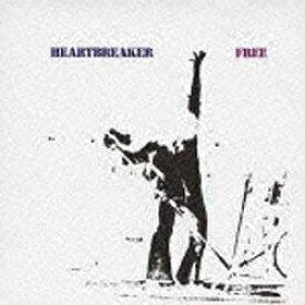 ユニバーサルミュージック フリー/ハートブレイカー +6 【音楽CD】