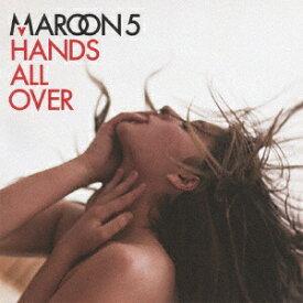 ユニバーサルミュージック マルーン5/ハンズ・オール・オーヴァー +2 【CD】