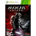【あす楽対象】 コーエーテクモゲームス NINJA GAIDEN 3 通常版【Xbox360ゲームソフト】[NINJAGAIDEN3]
