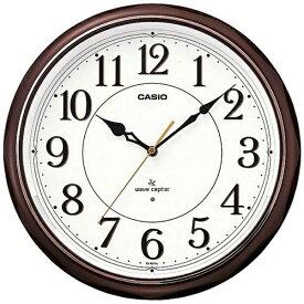 カシオ CASIO 電波掛け時計 IQ-1051NJ-5JF[IQ1051NJ5JF]