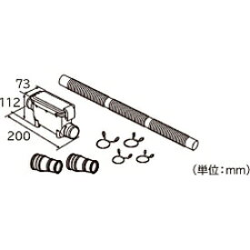 日立 HITACHI 糸くずボックス WLB-4[WLB4]