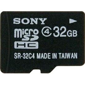 ソニー SONY microSDHCカード SR-A4シリーズ SR-32A4 [32GB /Class4][SR32A4]
