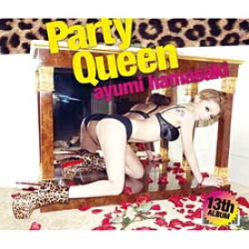 エイベックス・エンタテインメント Avex Entertainment 浜崎あゆみ/Party Queen(2DVD付) 【CD】