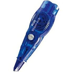 プラス PLUS 修正テープ「ホワイパーラッシュ」交換テープ(ブルー/テープ幅5mm) WH-065RBL[WH065R]